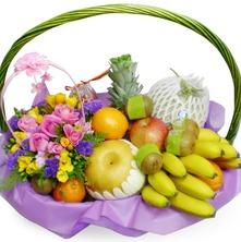 과일꽃바구니셋트397