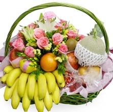 과일꽃바구니3492