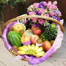 과일꽃바구니1004
