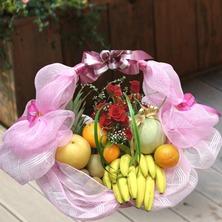 과일꽃바구니010