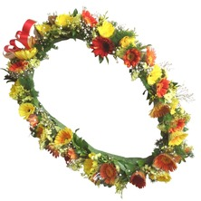 꽃목걸이(행사용)